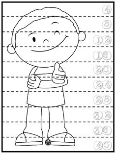 Maths Puzzles, Math Worksheets, Math Games, Math Activities, Counting To 100, Math Lessons, Teaching English, Coloring Pages, Kindergarten