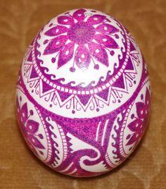 Real Ukrainian Pysanka Easter Egg. Nice Quality Pysanky from Ukraine