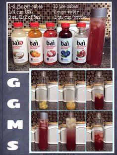 GGMS with Bai