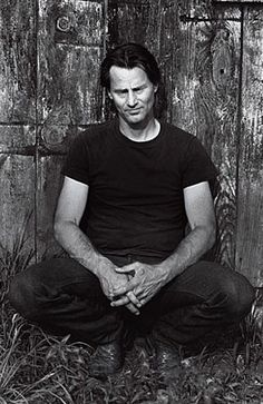 when you hit a wall – of your own imagined limitations – just kick it in. • sam shepard (photo: herb ritts)