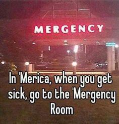 'Mergency
