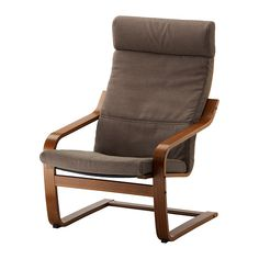 only $99, and will work with the sofa and loveseat, just need an ottoman now POÄNG Chair - Dansbo medium brown, medium brown - IKEA