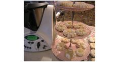 Recipe Amaretti by Rachel DG, learn to make this recipe easily in your kitchen machine and discover other Thermomix recipes in Baking - sweet.