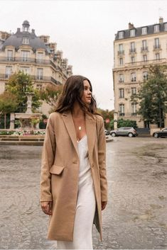 15 Effortless Chic Outfits For Fall – M Chic Outfits, Winter Outfits, Fashion Outfits, Womens Fashion, 20s Fashion, Fashion Trends, Fashion Tips, Paris Mode, Street Style