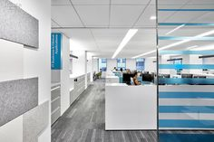 New York Offices of Mount Sinai Health System by Gensler NY