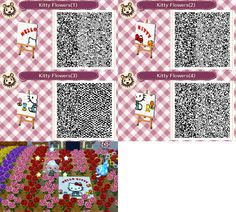 1000 images about animal crossing qr codes on pinterest for Animal crossing mural