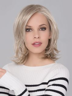 Chic Natural Wavy Brown Bob Synthetic Hair Wigs with Bangs, Best Wigs Online Sale Auburn Balayage, Balayage Hair, Synthetic Lace Front Wigs, Synthetic Wigs, Natural Hair Growth, Natural Hair Styles, Good Quality Wigs, Blonde Roots, Jon Renau