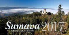 Stolní kalendář Šumava 2017