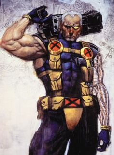 X-Men: Cable Cable Rocks.., & So All MARVEL Memorabilia....!