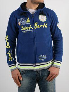 E/W UNIVERSITY - Ζακέτα φούτερ με κουκούλα και τύπωμα εμπρός. Men's Sweaters, Adidas Jacket, Athletic, Mens Fashion, Jackets, Style, Outfits, Moda Masculina, Down Jackets
