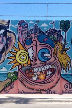 Street art | Mural by Palladino