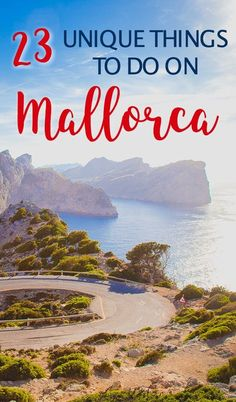 If you want to visit Mallorca and see more than the resorts, here's my guide for the best hidden gems on Mallorca, including the best beaches, where to eat, the most beautiful drives, and where to stay on Mallorca