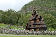 And its unique man-made landmarks are just as fascinating. | 46 Things That Prove Norway Is A Real Life Fairy Tale