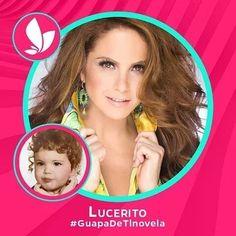 regram @mundodetelenovelas Esa hermosa niña es nuestra querida #Lucero quien desde muy  pequeña comenzó su carrera. Cuál es tu personaje favorito interpretado por ella? @luceromexico #mundodetelenovelas
