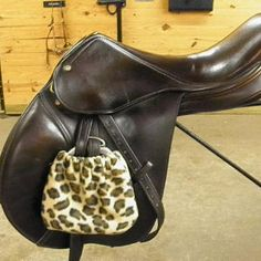need these - save my saddle!