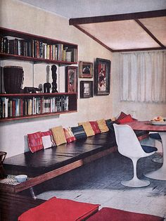 1960, Wohnzimmer:Büro, Better Homes