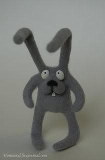 Войлочная игрушка Бо - Ярмарка Мастеров - ручная работа, handmade