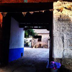 Casa regional manchega, Burguillos, Toledo.
