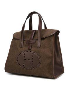 """Rare Hermes """"Fendou"""" Handbag 2002 image 2"""