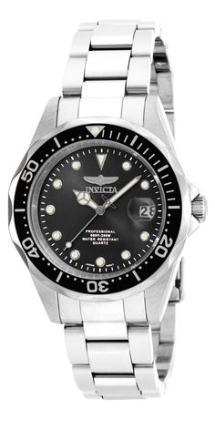 This Timepiece Muscular Feel Is a Force To Reckon With! Invicta Men's 17046 Pro Diver Is Now 75% Discount, $10 Off $200/More + Free Shipping! Skillful Artwork Exhibits This Nice Watch, Right Or Wrong? Comment Please! Visit Site And Buy Now