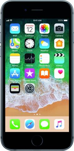 Apple iPhone 6s (Space Grey, 32 GB)