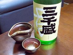 日本酒三千盛 - Michisakari