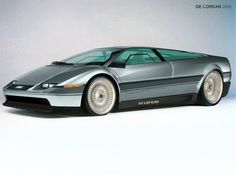 new delorean car Gallery
