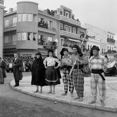 Fotografias deslumbrantes capturam a cultura da pesca dos anos 50 em Portugal 29
