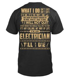 b7c9edd976 ELECTRICIAN TID - LIMITED EDITION ** Electrician Humor, Funny Gifts, Adult