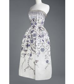 Christian Dior, 1952.