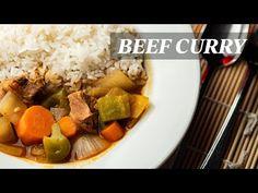 Slowcooker Hawaiian Beef Curry Stew - YouTube