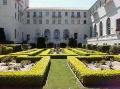 Naval Post Graduate School..Where Ed recieved his masters degree.