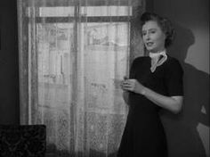 """""""Aren't there any more comfortable men in this world? Now they're all little and nervous like sparrows or big and worried like sick bears."""" Barbara Stanwyk as Mae Doyle in 'Clash by Night'"""