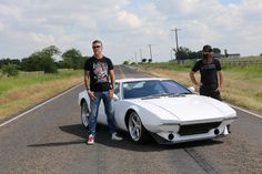 The Gas Monkeys from Fast 'N Loud