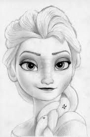 Dibujo drawing ksenia en 2019 dibujos a lápiz, dibujos de frozen y dibujos. Frozen Drawings, Disney Drawings Sketches, Disney Princess Drawings, Cartoon Drawings, Drawing Sketches, Drawing Disney, Anna Frozen Drawing, Face Sketch, Sketch Art