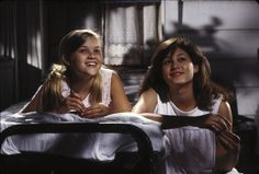 """""""Man in the Moon"""", (1991) This was Reese Witherspoon's first role, at 15, and it's a gut-wrenching one at that. She plays Dani, a rural Louisiana teenager who falls for the new farm-boy next door (Jason London) — only he has eyes for Dani's older sister. That's not even the sad part."""