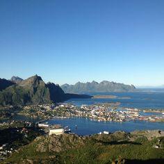 Svolvær, Austvågøya, Lofoten, Nordland,  Norway