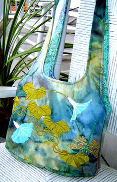 The Trifecta Handbag Pattern by StudioKat Designs