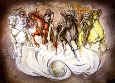images+four+horsemen+of+the+apocalypse | THE FOUR HORSEMEN OF THE APOCALYPSE
