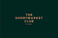 The Shortmarket Club on Behance