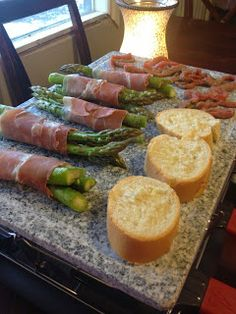 I love my new raclette! Here's a few pics of what we've done. www.nataliezuidhof.velata.ca