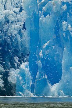 Glacier in Laguna San Rafael Chile