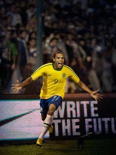 Luis Fabiano - Brazil