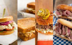 15 Super Sandwiches on PaulaDeen.com