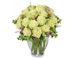 Ooooo the look! Ahhhh the scent! #Roses #Waxflowers http://www.uniqueflowerfashions.com/product/sy0152011/remarkable-roses #SayItWithFlowers