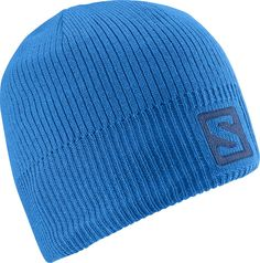 LOGO BEANIE - Headwear - Accessories - Alpine Skiing - Salomon Usa