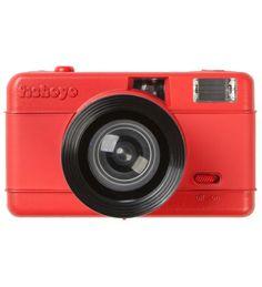 LOMOGRAPHY  Fisheye Camera – Red $56 USD