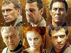 Rome. One of the best tv shows ever!