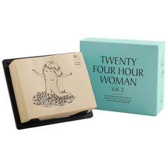 Twenty Four Hour Woman Vol.2 by slenhardt76 on Etsy, $26.00
