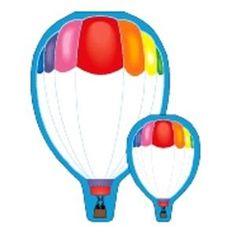 Hot Air Balloon Notepad by Wayfair